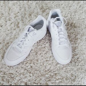 Nike Son of Force White Leather Shoes